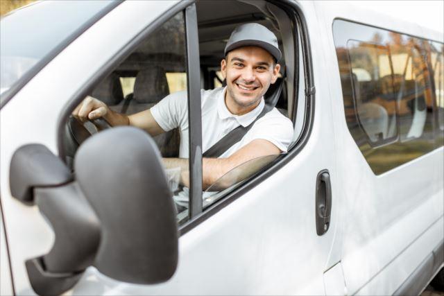 ドライバー職の種類と働くメリットやデメリット